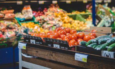 Supermercado Fruta Legumes
