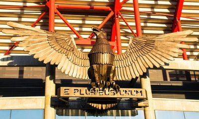 Águia Vitoria Estádio da Luz