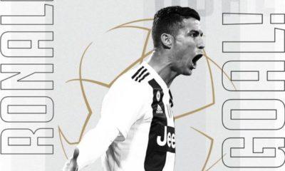 Cristiano Ronaldo Juventus Golo