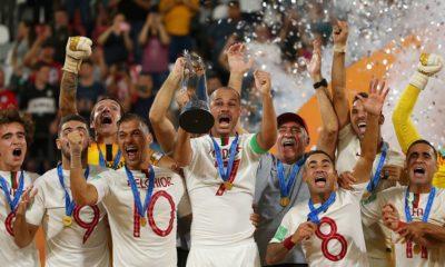 Portugal Campeão Mundo Futebol Praia 2019