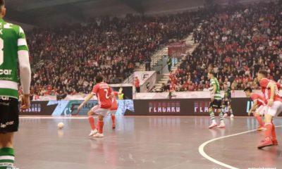 Futsal Taça da Liga Benfica Sporting